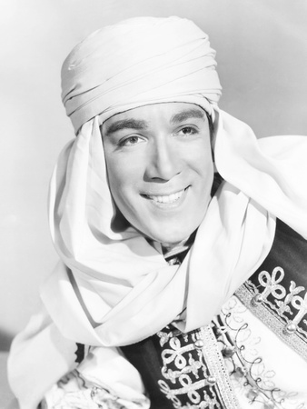 Road to Morocco, Anthony Quinn, 1942 Photo