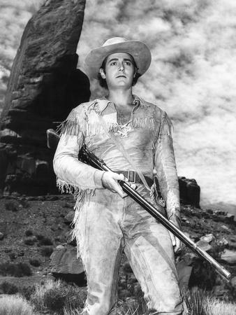 Kit Carson, Jon Hall as Kit Carson, 1940 Photo