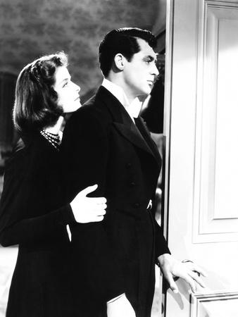 Holiday, from Left: Katharine Hepburn, Cary Grant, 1938 Photo