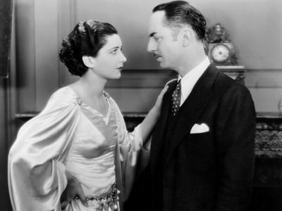 Ladies' Man, from Left, Kay Francis, William Powell, 1931 Photo!