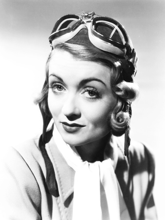 Tail Spin, Constance Bennett, 1939 Photo