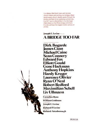 A Bridge Too Far, 1977 Giclee Print