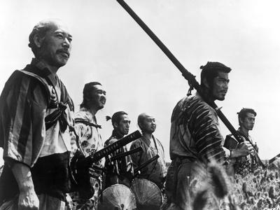 The Seven Samurai, (aka Shichinin No Samurai), 1954 写真