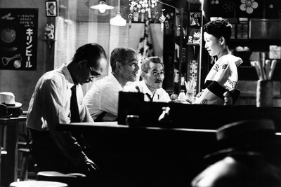 Tokyo Story, (AKA Tokyo Monogatari), Hisao Toake, Chishu Ryu, Eijoro Tono, Mitsuko Sakura, 1953 Photo