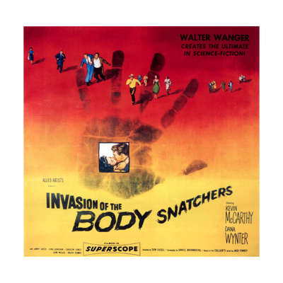 Invasion of the Body Snatchers, 1956 Giclee Print