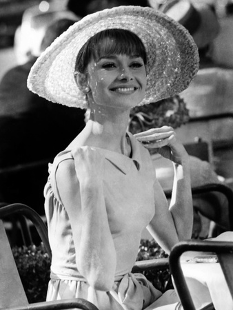 Paris When it Sizzles, Audrey Hepburn, 1964 Photo