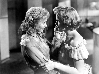 A Streetcar Named Desire, from Left: Vivien Leigh, Kim Hunter, 1951 Photo