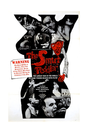 The Smut Peddler, 1965 Giclee Print