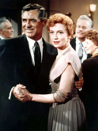 An Affair to Remember, Holding Hands from Left: Cary Grant, Deborah Kerr, 1957 Photo