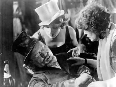 The Blue Angel, (AKA Der Blaue Engel), Emil Jannings, Marlene Dietrich, Rosa Valetti, 1930 Photo