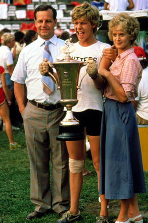 Breaking Away, Paul Dooley, Dennis Christopher, Barbara Barrie, 1979 Photo
