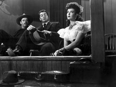My Darling Clementine, Henry Fonda, Victor Mature, Linda Darnell, 1946 Photo