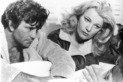 A Woman under the Influence, from Left: Peter Falk, Gena Rowlands, 1974 Photo