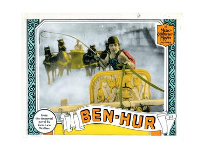 Ben-Hur, Ramon Novarro, 1925 Giclee Print