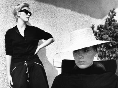 Persona, Bibi Andersson, Liv Ullmann, 1966 Photo