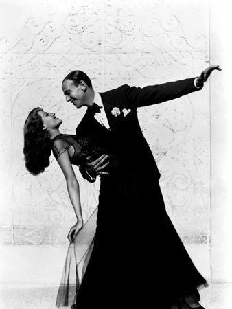 You Were Never Lovelier, Rita Hayworth, Fred Astaire, 1942 Photo