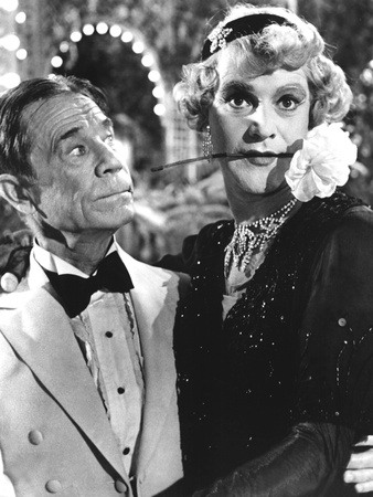 Some Like it Hot, Joe E. Brown, Jack Lemmon, 1959 Photo