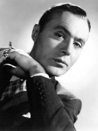 Charles Boyer, 1940s Photo