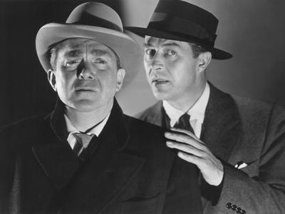 Alias Nick Beal, from Left: Thomas Mitchell, Ray Milland, 1949 Photo