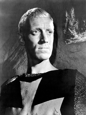 The Seventh Seal, Max Von Sydow, 1957 Photo