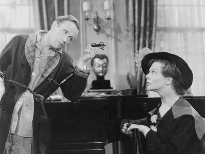 Pygmalion, from Left: Leslie Howard, Wendy Hiller, 1938 Photo