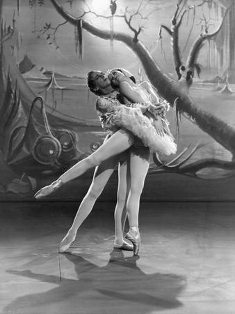 The Red Shoes, Robert Helpmann, Moira Shearer, 1948 Photo