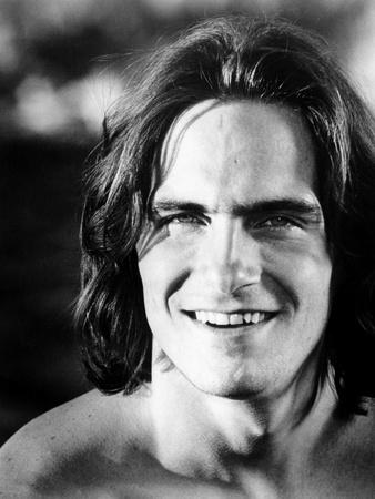 Two-Lane Blacktop, James Taylor, 1971 Photo