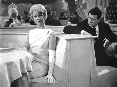Pillow Talk, Doris Day, Rock Hudson, 1959 Photo!