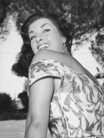 Silvana Pampanini, Early 1950s Photo