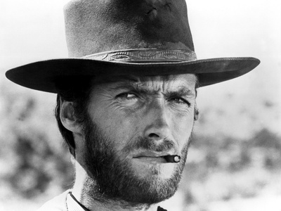 The Good, the Bad and the Ugly, Clint Eastwood, 1966 Foto