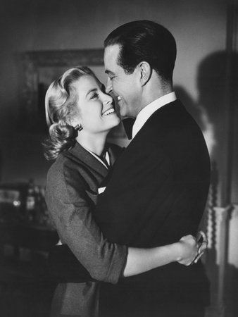 Dial M for Murder, from Left: Grace Kelly, Ray Milland, 1954 Photo