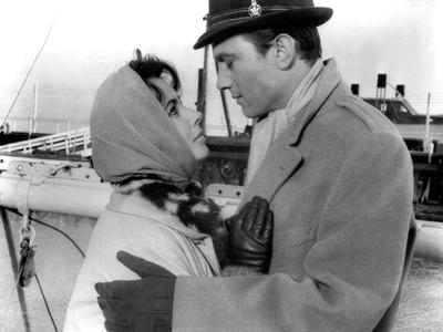 Butterfield 8, Elizabeth Taylor, Laurence Harvey, 1960 Photo