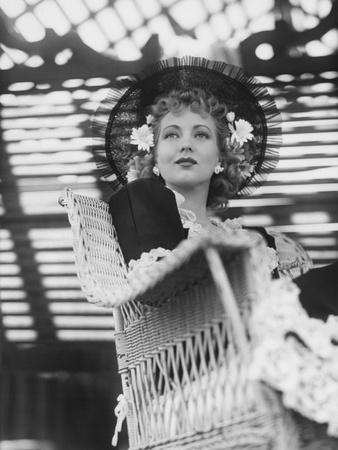Gold Rush Maisie, Ann Sothern, 1940 Photo