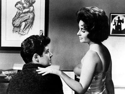 Butterfield 8, Eddie Fisher, Elizabeth Taylor, 1960 Photo