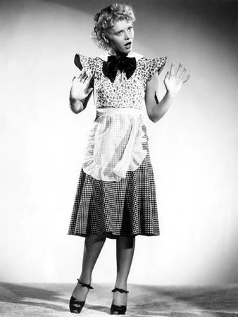 Blondie, Penny Singleton, 1938 Photo