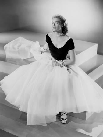Rear Window, Grace Kelly in Publicity Shot, 1954 Photo