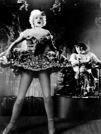 The Blue Angel, (AKA Der Blaue Engel), Marlene Dietrich, 1930 Photo