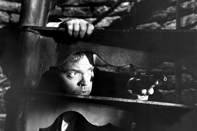 The Third Man, Orson Welles, 1949 Photo