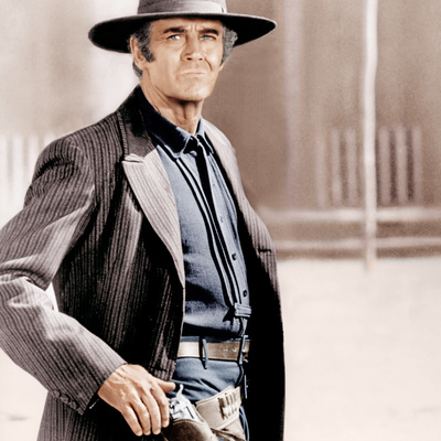 Once Upon a Time in the West, Henry Fonda, 1968 Photo