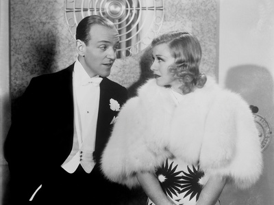 Shall We Dance, Fred Astaire, Ginger Rogers, 1937 Photo