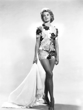 Angie Dickinson, Early 1960s Photo