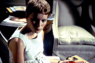 Rosemary's Baby, Mia Farrow, 1968 Photo