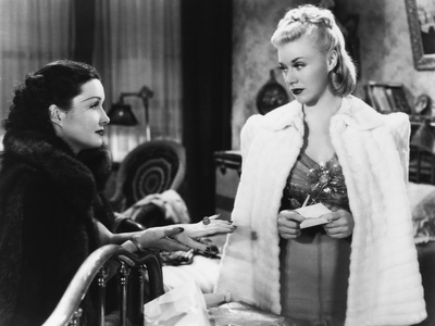 Stage Door, from Left, Gail Patrick, Ginger Rogers, 1937 Photo