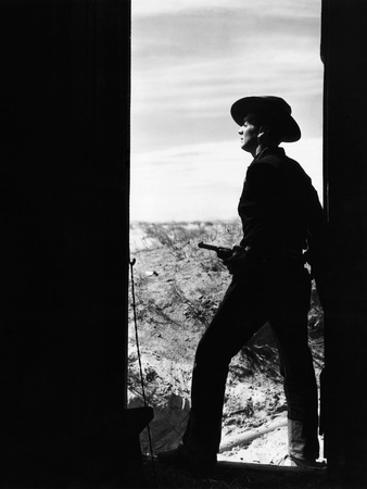 My Darling Clementine, Victor Mature, 1946 Photo