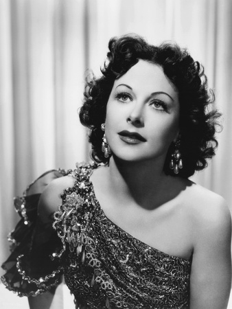 Hedy Lamarr, Late 1940s Photo