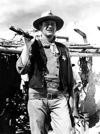 Rio Bravo, John Wayne, 1959 Photo