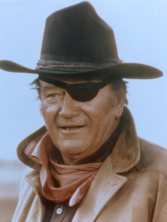 True Grit, John Wayne, 1969 Photo