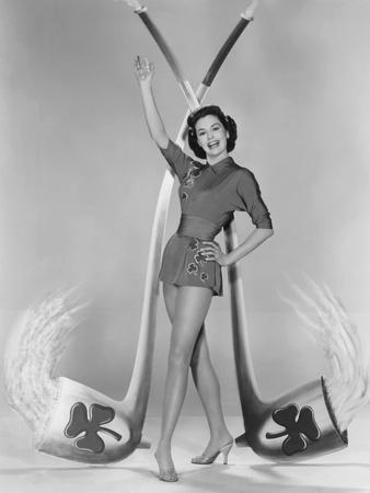 Meet Me in Las Vegas, Cyd Charisse, 1956 Photo