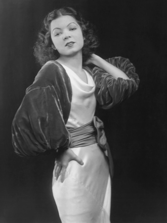 Frances Langford, Late 1930s Photo