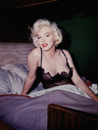 Some Like it Hot, Marilyn Monroe, 1959 Photo